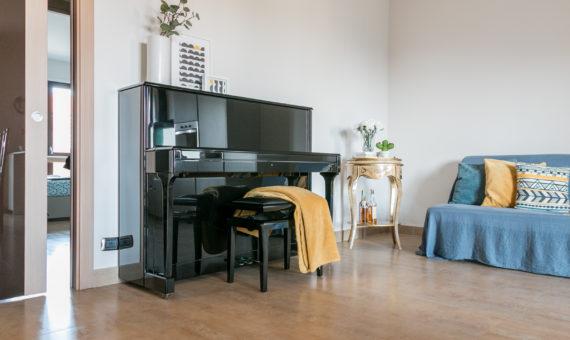 LA CASA COL PIANOFORTE